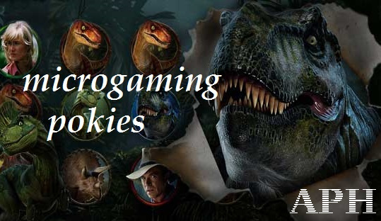 Microgaming Online Pokies for AU Players
