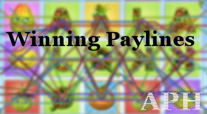 Paylines in Online Aussie Pokies